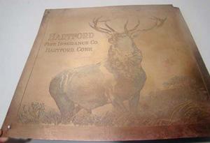 Hartford Elk Sign