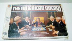 American Dream Board Game stock                             market,