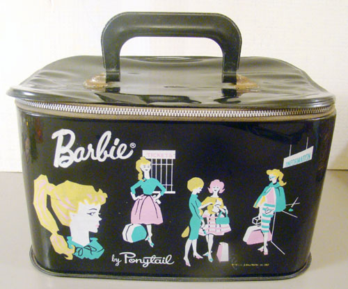 Mattel Barbie Doll Case