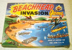 50's Beachead Invasion Game