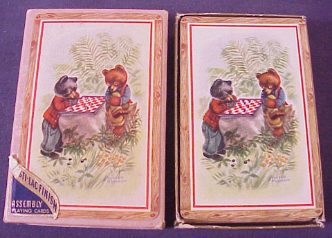 Teddy Bear Cards