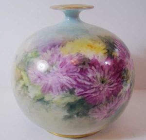 American, belleck willets, era, vase,