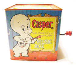 Casper the Friendly Ghost Mattel Music