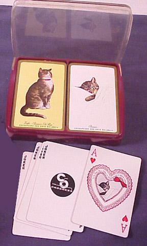 Railroad Cards