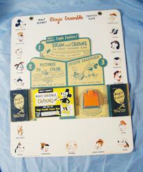 Disney Magic Erase Board Crayons,                             Sharpener,erasers