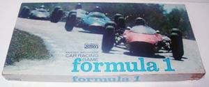 Vintage Formula One, board game
