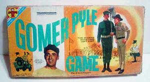 vintage Gomer Pyle USMC board game