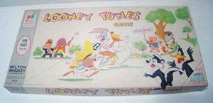 Vintage Looney Tunes Board Game