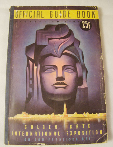 1939 Official Guide for San Francisco