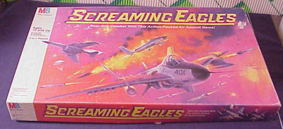 Screaming Eagles Board Game