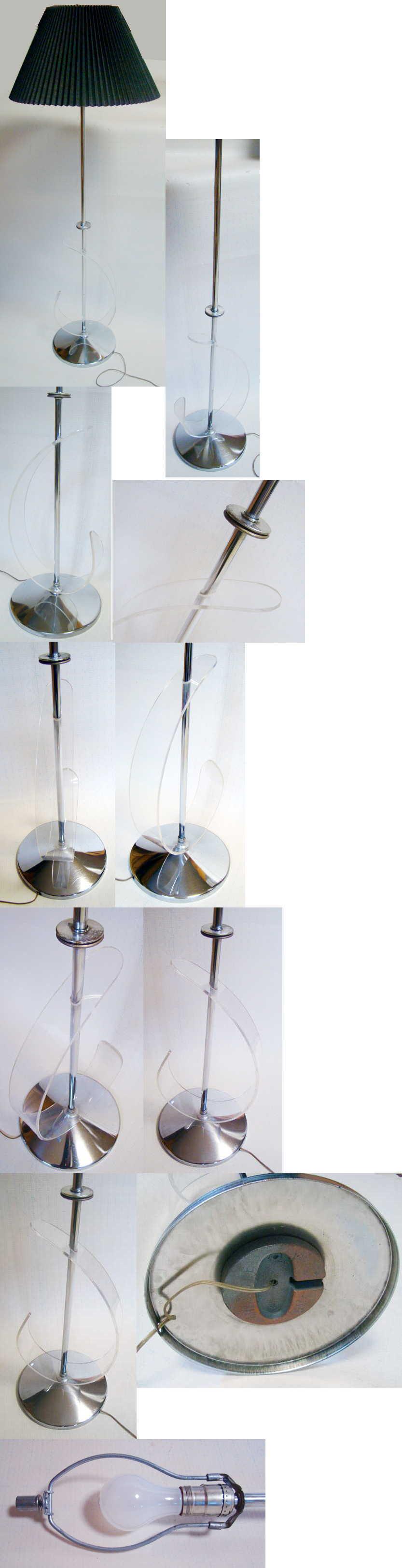 Retro Eames Herman Miller Knoll Mccobb Bertoia Lamps