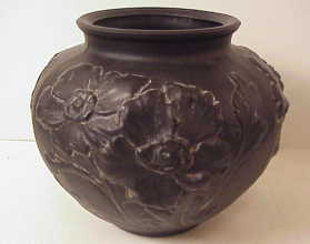 Tiffin Poppies Vase