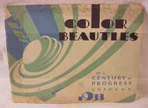 1933 Worlds Fair Color Beauties