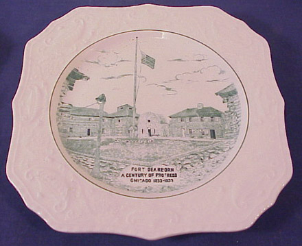 World's Fair Plate