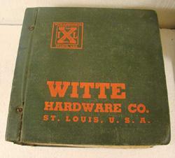 hardware, guns, sporting goods, tools,                           catalogue,